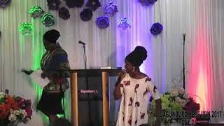 Sola Allyson -  Oro Oluwa (Live)