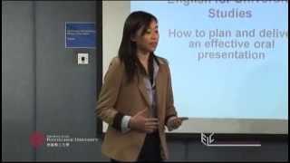 Effective Presentations Introduction (APA / Harvard)