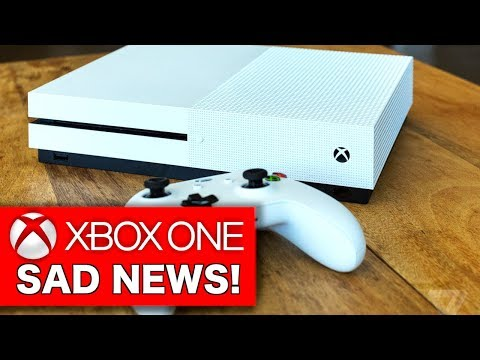 BAD NEWS for XBOX in 2017 & 2018! (Gaming News)