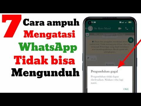 Alami Gangguan, Aplikasi WhatsApp Tidak Bisa Kirim Gambar dan Voice Note.