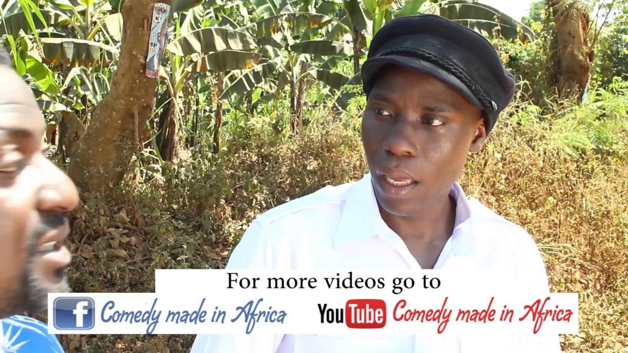 By the way you lose nothing (Comedy made in Africa)