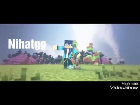 Nihatgg Muhtesem Minecraft Intro