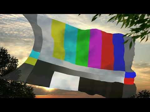 TV Color Bar flag