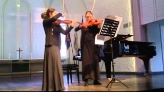 Скачать Б Мартину Дуэт для скрипки и альта 2