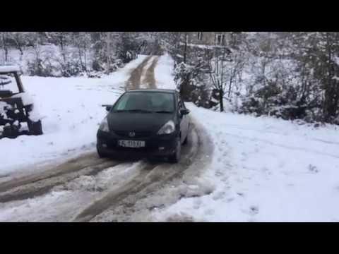 Honda Fit 4x4