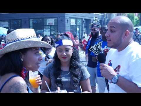 Crazy Puerto Rico Festival in Harlem