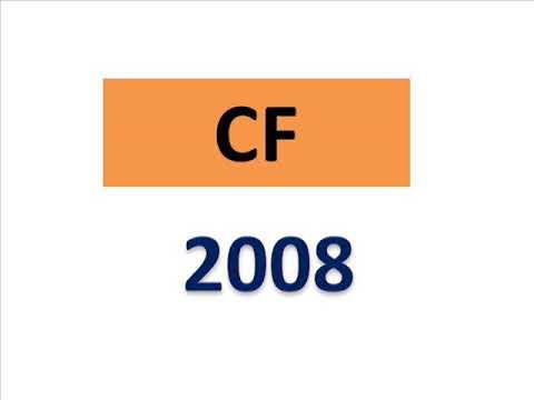 hino cf 2008