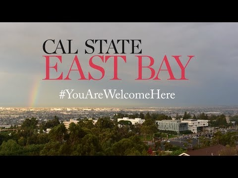 Cultural Diversity at Cal State East Bay #YouAreWelcomeHere
