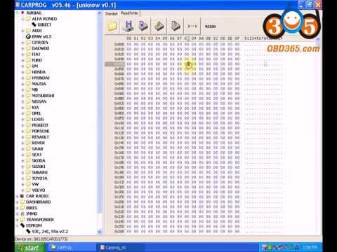 Tutorials Of Installing Carprog V5.46 Carprog Full Software