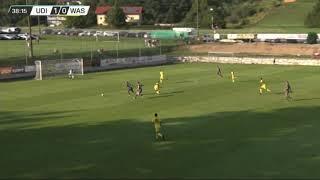 Udinese - Al Wasl   11 Agosto 2019   sintesi Partita