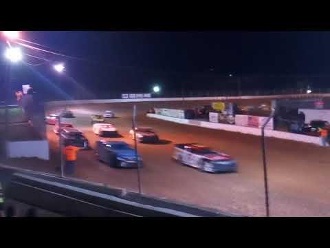 Ronnie Cole Jr Lake Cumberland Speedway 4-13-19