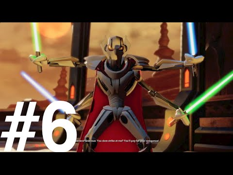 Disney Infinity 3.0 Twilight of the Republic - General Grievous!