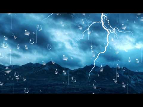 EPIC THUNDER & RAIN Rainstorm Sounds