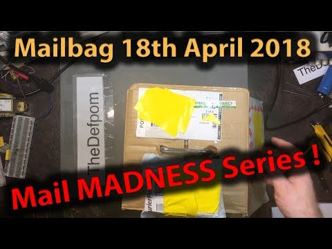🔴 #361 Mailbag 18th April 2018 - Mail Madness Series