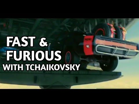 Fast and furious franchise (Tchaikovsky waltz)