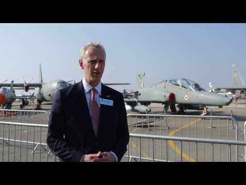 Rolls-Royce | Chris Cholerton, President of Defence Aerospace