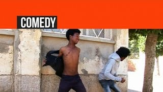 LYE.tv - Mechech | ምጩጭ - New Eritrean Comedy 2016