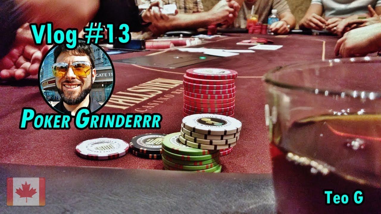 THE TYPICAL POKER GRIND   5/10 NL Holdem   Poker Vlog #13