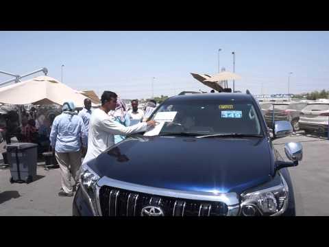 DUBAI CAR AUCTION