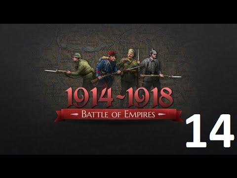 Прохождение Battle Of Empires 1914-1918. Пылающий лёд (14 эпизод)