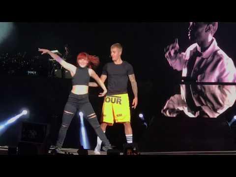 Justin Bieber - No Pressure live @ I-Days Festival Monza - 18 Giugno 2017