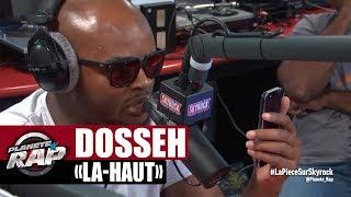 """Dosseh """"Là-haut"""" en live dans Planète Rap"""