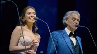 Can't Help Falling In Love With You - Andrea Bocelli, Christine Allado -Copenhagen Scandinavian Tour