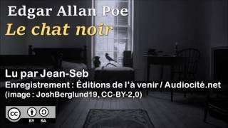 Livre audio : Le chat noir - Edgar Allan Poe