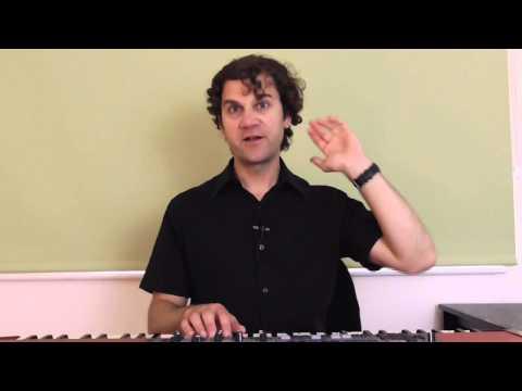 Singing Lesson Gentle Warm Up for Alto Range Singers