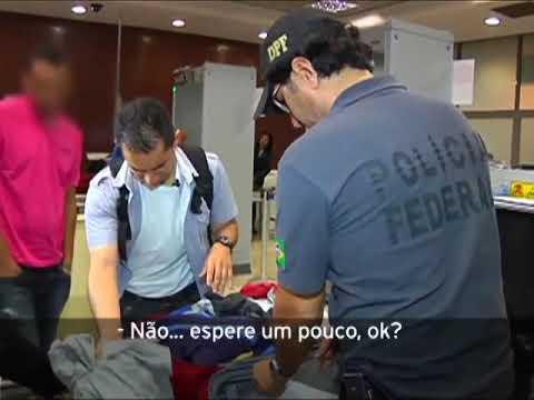 Brasil Urgente - Polícia Federal no combate ao crime organizado