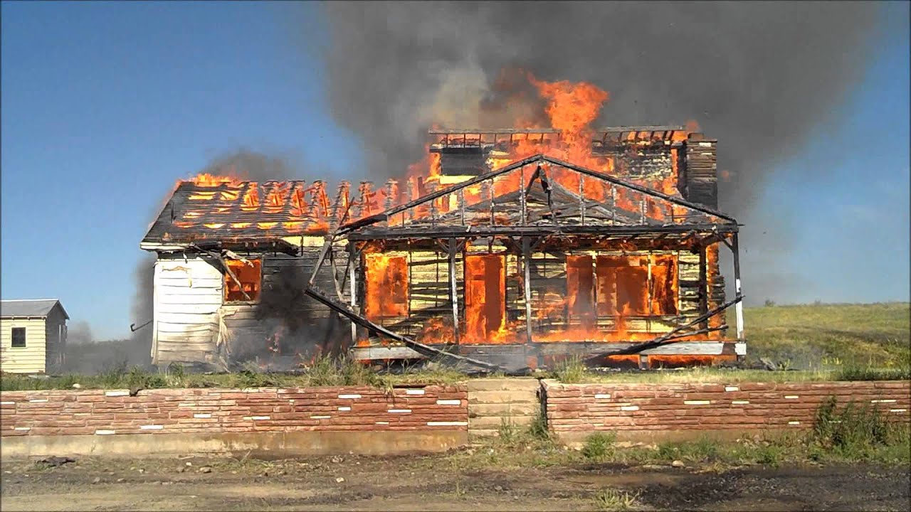 Burned out house: what to do 57