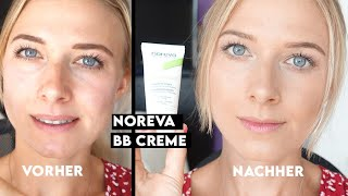 Beste BB Creme ġegen Unreinheiten - richtig auftragen | Noreva Exfoliac Erfahrungen