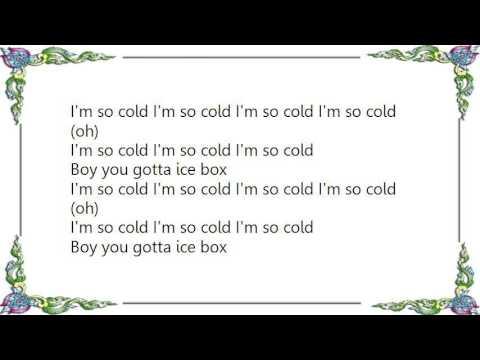 IceMan - Ice Box Remix Lyrics