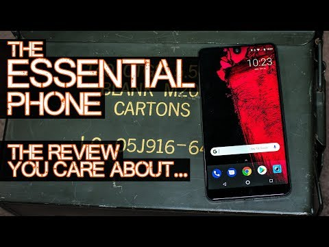 Essential Phone Review - The Review You Actually Care About