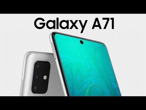 Samsung Galaxy A71 – народный флагман