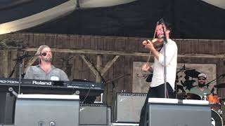 Savoy Family Cajun Band Live at Jazz Fest