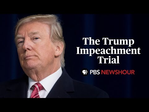 WATCH: Senate impeachment trial of Donald Trump | January 21