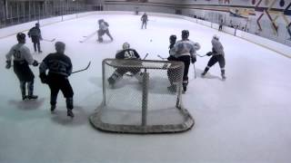 Goalie Cam: Subbing For KVG In BHL Advanced Division (w/ Narration)
