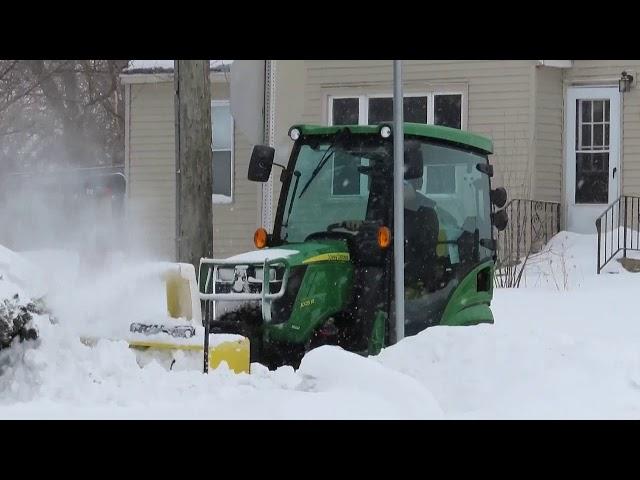 Tormenta invernal avanza en EE.UU, ya hay al menos 14 muertos