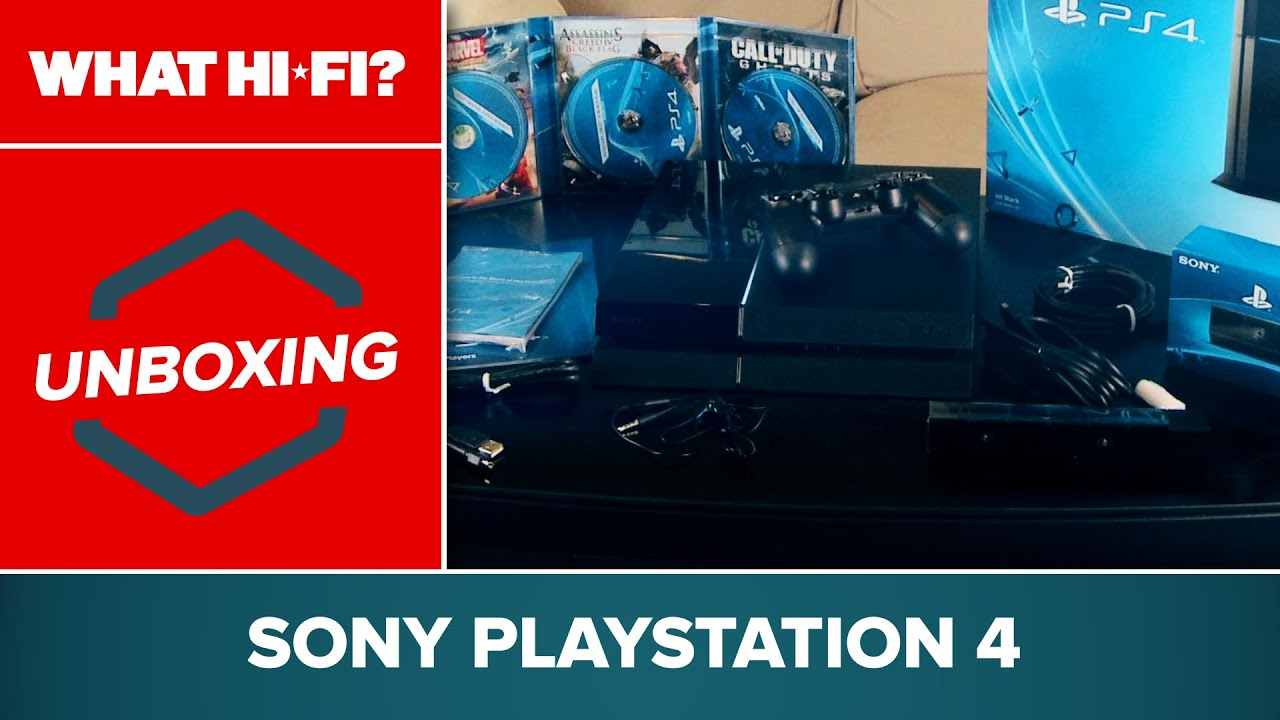 Sony PlayStation 4 review | What Hi-Fi?
