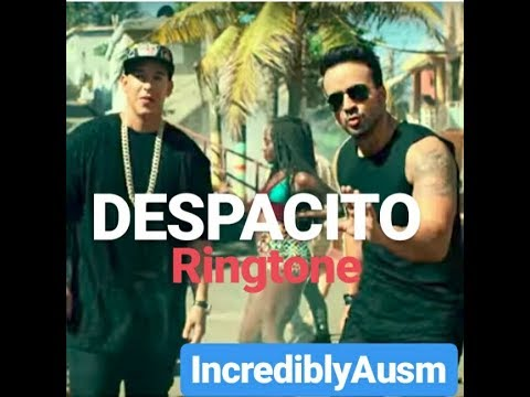 luis fonsi feat daddy yankee despacito рингтон