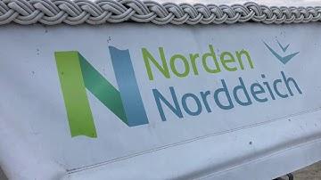 Norddeich (Norden) Dokumentation Ostfriesland Reisebericht Strand, Deich, Kultur und Meer im Sommer