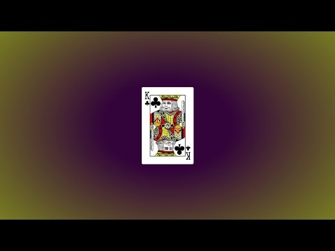 Playing Card 3D Flash Animation
