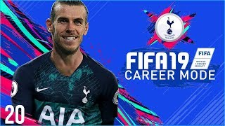 [NEW THUMBNAIL] FIFA 19 Tottenham Career Mode Ep20 - NORTH LONDON DERBY TIME!! [ULTIMATE DIFFICULTY]