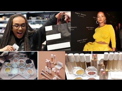 Vera Cheffers - Woman in Australia first in the world to buy Rihanna's Fenty Beauty