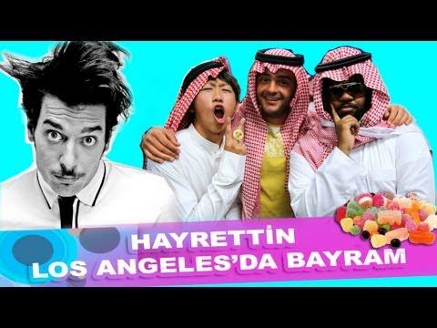 Los Angeles'da Bayram :)