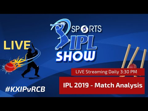 #IPL2019 Match Day 33 | Royal Challengers Bangalore vs Kings XI Punjab I #RCBvKXIP #IPL