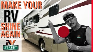 HOW TO POLISH & PROTECT YOUR RV THE RIGHT WAY