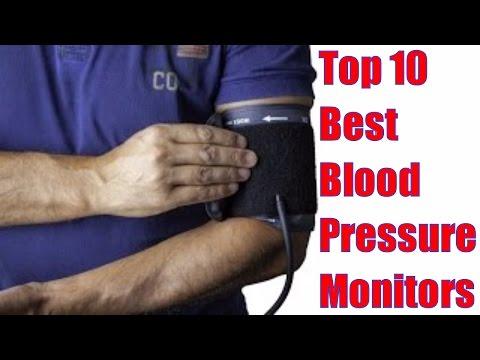Best Blood Pressure Monitors 2017 | Top 10 Best Blood Pressure Monitors in 2017