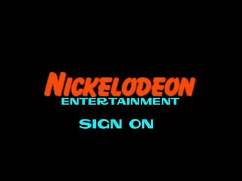 Nickelodeon Entertainment Sign Logo History (1981-2017)